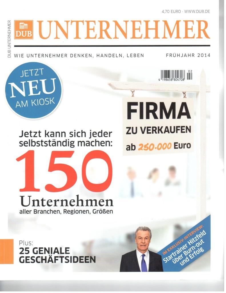 DUB Unternehmermagazin